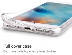 Coque intégrale 360 pour iPhone 6 plus 6S plus avant arrière