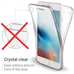 Coque intégrale pour iPhone 6 plus 6S plus protection avant arrière
