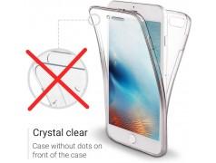 Coque intégrale 360 pour iPhone 7 plus /8 plus protection