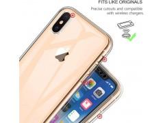 Coque intégrale 360 pour iPhone XR