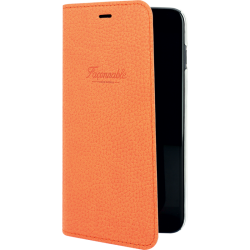 Etui FACONNABLE orange pour iPhone 7+/ 8+