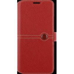 Etui FACONNABLE rouge pour Samsung Note 10+