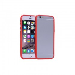 Coque Bumper Rouge pour iPhone 6 / 6S