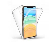 Coque intégrale 360 pour iPhone 11 protection avant arrière