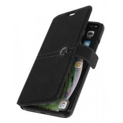 Etui FACONNABLE noir pour iPhone 12 mini