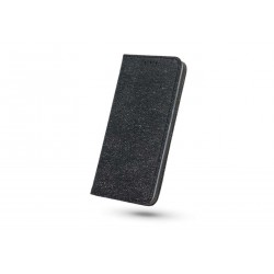 Etui portefeuille Shine noir pour iPhone X/ XS
