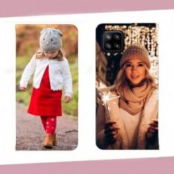 Etui personnalisé recto / verso pour Samsung Galaxy A22 4g