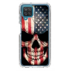 Coque souple Death USA pour Samsung Galaxy A12