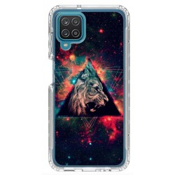 Coque souple Dark Side 2 pour Samsung Galaxy A12