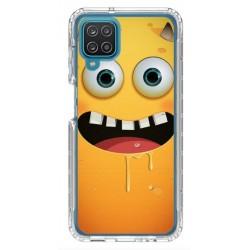 Coque souple Smile pour Samsung Galaxy A12