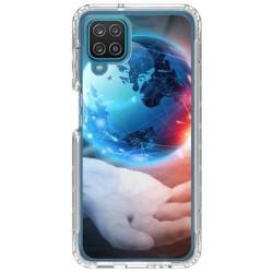 Coque souple Ma Terre pour Samsung Galaxy A12