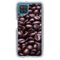 Coque souple Cafe pour Samsung Galaxy A12