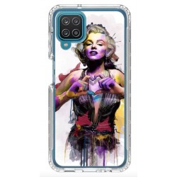Coque souple Maryline Love pour Samsung Galaxy A12