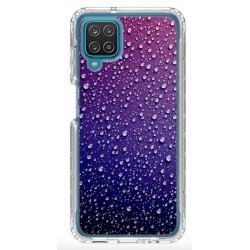 Coque souple Rosée pour Samsung Galaxy A12