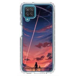 Coque souple Sky pour Samsung Galaxy A12