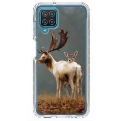 Coque souple Nature 2 pour Samsung Galaxy A12
