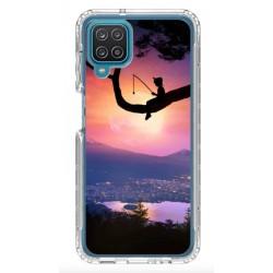 Coque souple Panorama pour Samsung Galaxy A12
