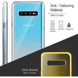 Coque intégrale 360 pour Samsung S10 plus