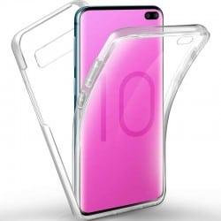 Coque intégrale 360 pour Samsung Galaxy S10+