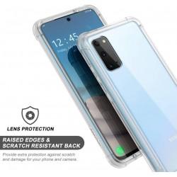 Coque intégrale 360 Samsung Galaxy S20 +
