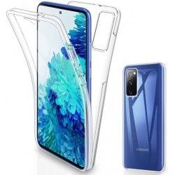 Coque intégrale 360 pour Samsung Galaxy S20 plus