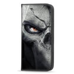 Etui portefeuille Masque pour Samsung Galaxy A12