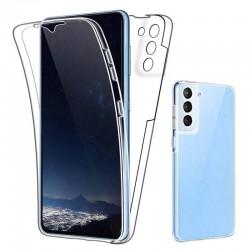 Coque intégrale 360 pour Samsung Galaxy S21