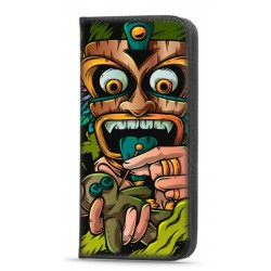 Etui portefeuille Vodoo pour Samsung Galaxy A12