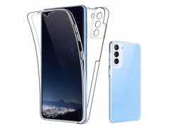 Coque intégrale 360 pour Samsung Galaxy S21+