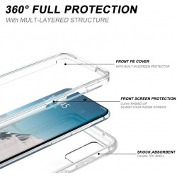 Coque 360 pour Samsung Galaxy S21+