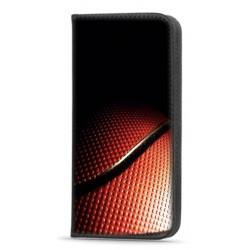 Etui portefeuille Basketball pour Samsung Galaxy A22 4G