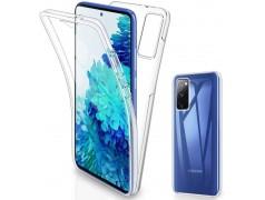 Coque intégrale 360 pour Samsung Galaxy S20 FE