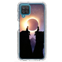Coque souple Duel pour Samsung Galaxy A22 4G