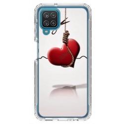Coque souple Love pour Samsung Galaxy A22 4G