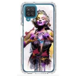 Coque souple Maryline Love pour Samsung Galaxy A22 4G