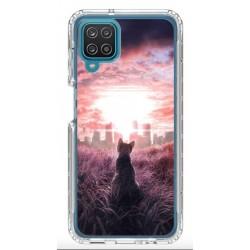 Coque souple Solitude pour Samsung Galaxy A12