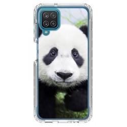 Coque souple Panda pour Samsung Galaxy A22 4G