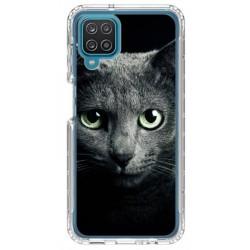 Coque souple Beauty Cat pour Samsung Galaxy A22 5G