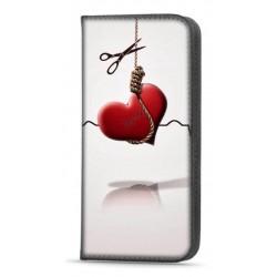 Etui portefeuille Love pour Samsung Galaxy A22 4G
