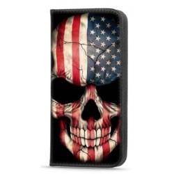 Etui portefeuille Death USA pour Samsung Galaxy A52S 5G