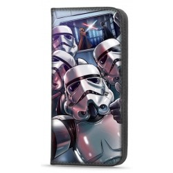 Etui portefeuille Troopers pour Samsung Galaxy A52S 5G