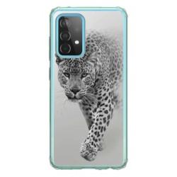 Coque souple Leopard pour Samsung Galaxy A52/ 52S 5G