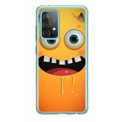 Coque souple Smile pour Samsung Galaxy A52/ 52S 5G