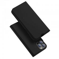 Etui portefeuille noir pour iPhone 13 pro Max