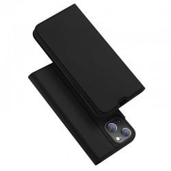 Etui portefeuille noir pour iPhone 13