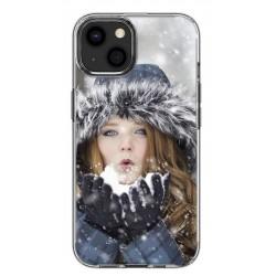 Coque souple en gel à personnaliser iPhone 13