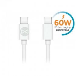 Câble USB-C vers USB-C charge rapide 60W