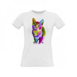 Tee-shirt personnalisé Enfant 4 ans