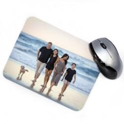 Tapis de souris personnalisé avec photos