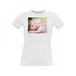 Tee-shirt femme à personnaliser de taille XL en quelques clics